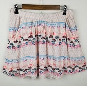 ⭐2/$10 Sale LC Lauren Conrad Stretch A Line Skirt
